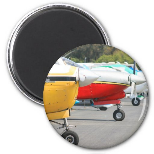 Airplanes magnet