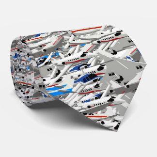 airplanes, neck tie