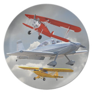 AIRPLANES PLATE