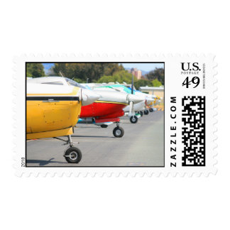 Airplanes postage