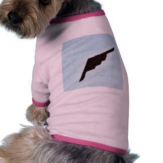 Airplanes Stealth Bomber Dog Clothes
