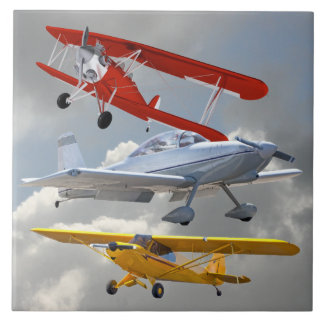 AIRPLANES TILE