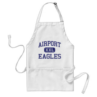 Airport - Eagles - High - West Columbia Adult Apron