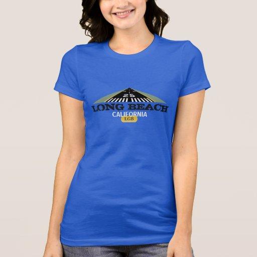 Airport Runway 25 Customizable Shirt Graphic