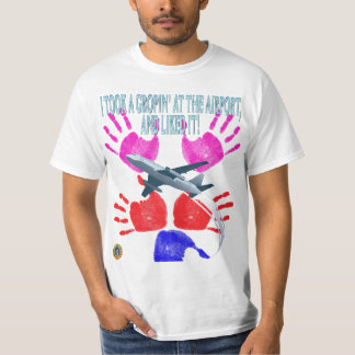 Airport Search T-shirt