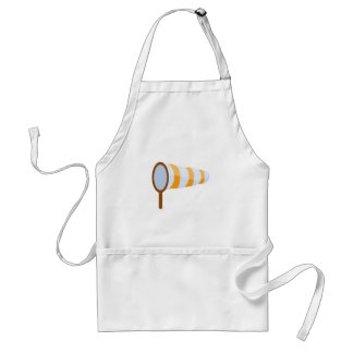 Airport Windsock Adult Apron