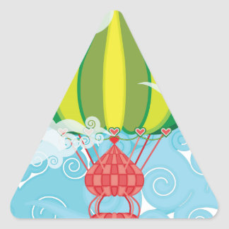 Airship-03.png Triangle Sticker