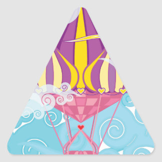 Airship-06.png Triangle Sticker
