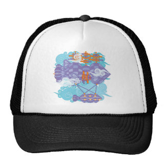 Airship-11.png Trucker Hat