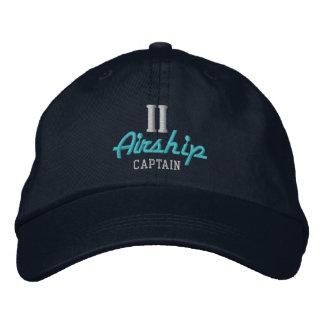 AIRSHIP CAPTAIN cap