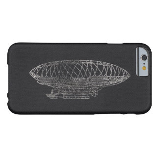 Airship (Letterpress Style) Barely There iPhone 6 Case