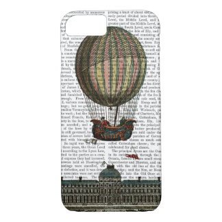 Airship Over City iPhone 7 Case