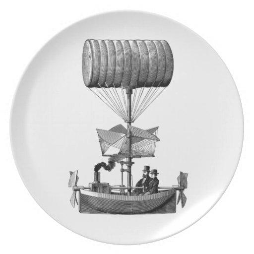 Airship Plates