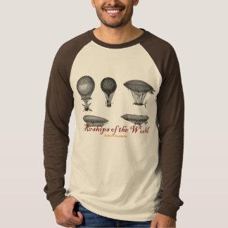 Airships of the World T-Shirt