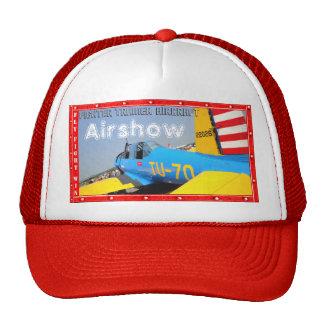 Airshow Aircraft Vultee BT-13 Trainer! Trucker Hat