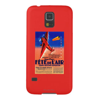 Airshow Featuring Haryse Hilsz Promotional Poste Galaxy S5 Cover