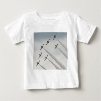 airshow plane composition baby T-Shirt