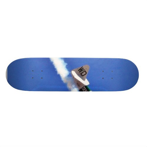 Airshows Planes Bombers Marines Wings Smoke Custom Skateboard