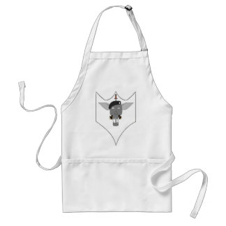 Airsoft Adult Apron