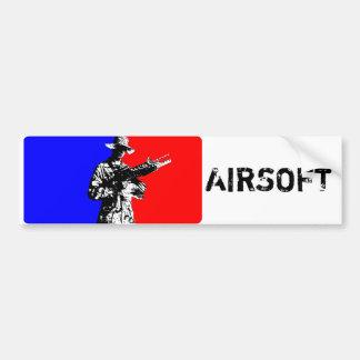 AIRSOFT bumper sticker