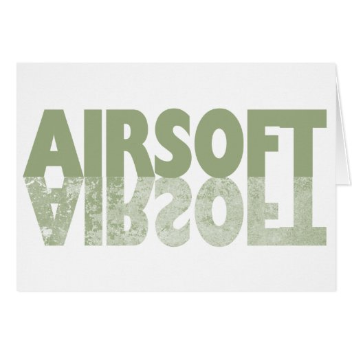 Airsoft Cards