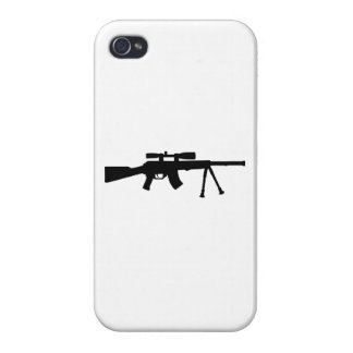 Airsoft gun case for iPhone 4