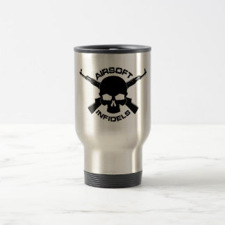 Airsoft Infidels Official travel mug