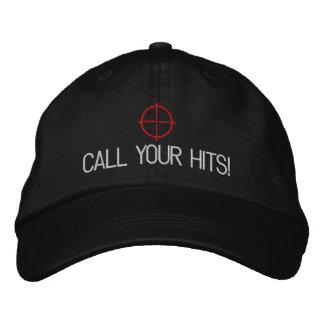 """Airsoft """"llamada gorra de sus golpes"""" gorra de béisbol"""