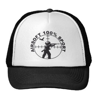 Airsoft Mesh Hat