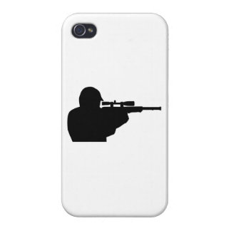 Airsoft player case for iPhone 4