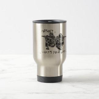 airsoft tasse tazas de café