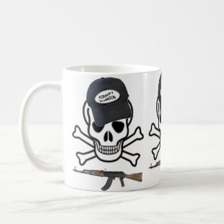 Airsoft Warrior Mug