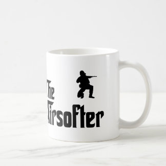 Airsofting Coffee Mug