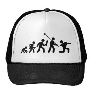 Airsofting Mesh Hat
