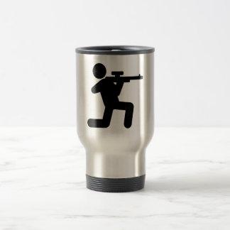 Airsofting Travel Mug