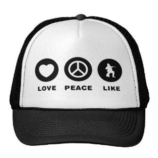 Airsofting Trucker Hats