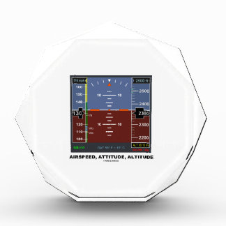 Airspeed Attitude Altitude Electronic Flight EFIS Award