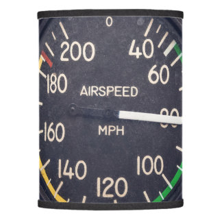 Airspeed Gauge Lamp Shade