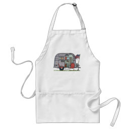 Airstream Adult Apron