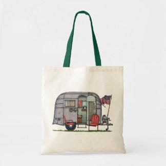Airstream Budget Tote Bag
