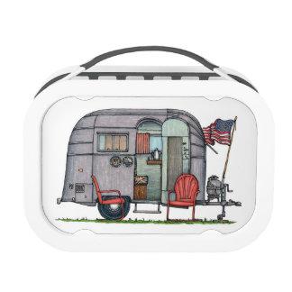 Airstream Lunch Box
