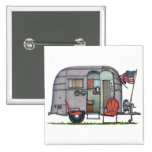 Airstream Pinback Buttons