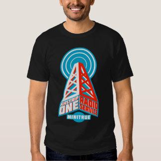 Airstrip One Radio Service T-Shirts