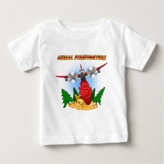 """Airtanker """"Aerial Firefighters"""" Baby T-Shirt"""