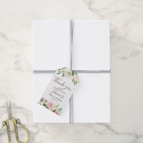 Favor Tags