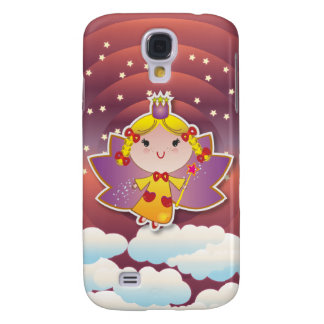 Airy Fairy Up In the Air Galaxy S4 Case