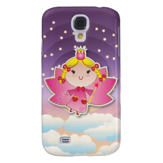 Airy Fairy Up In the Air Galaxy S4 Cover