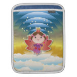 Airy Fairy Up In the Air iPad Sleeve