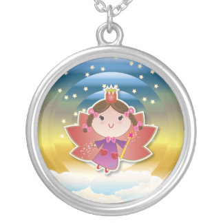 Airy Fairy Up In the Air Necklace