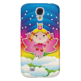 Airy Fairy Up In the Air Samsung Galaxy S4 Cover